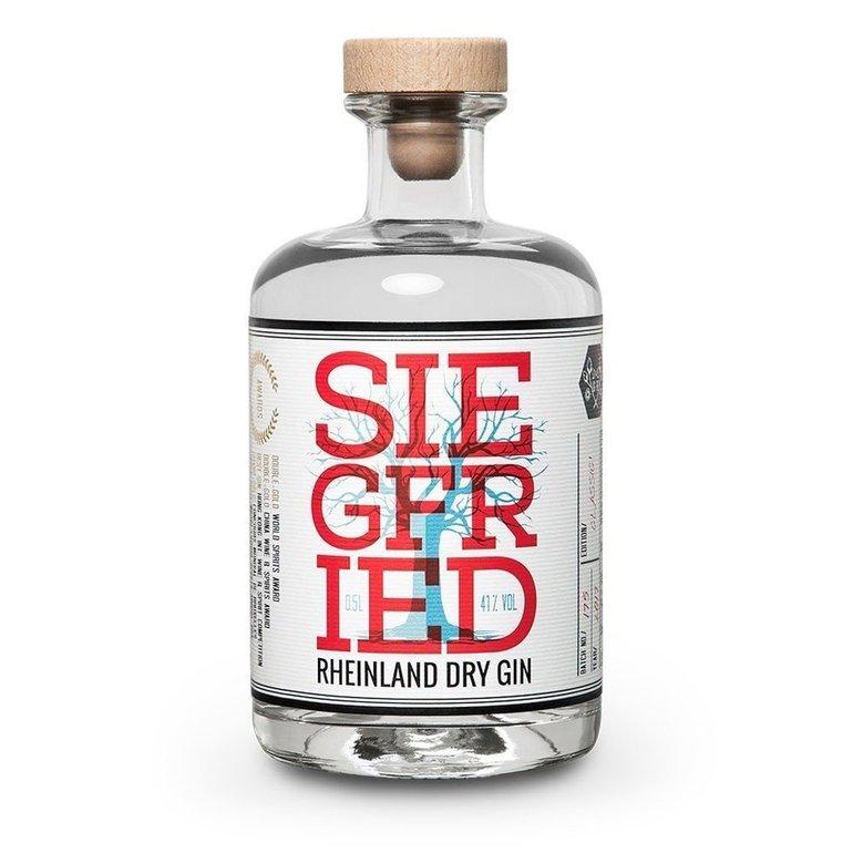 1 Flasche Siegfried Rheinland Dry Gin (0,5 L) für 19,99€ (statt 30€)