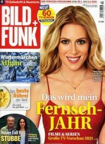 """Jahresabo der Zeitschrift """"Bild + Funk"""" für 125€ + 110€ Verrechnungsscheck"""