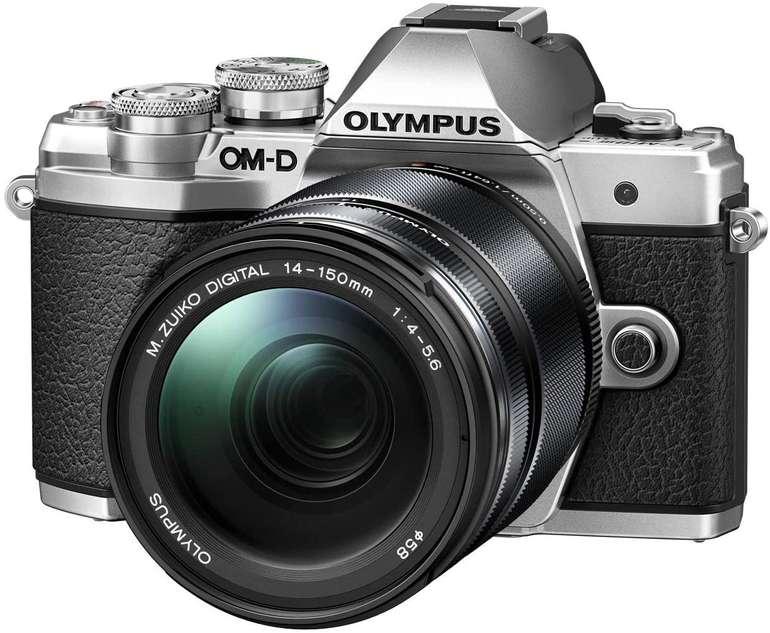 Olympus E‑M10 Mark III + M.Zuiko Digital 14-150mm Kit für 599€ inkl. Versand (statt 779€)