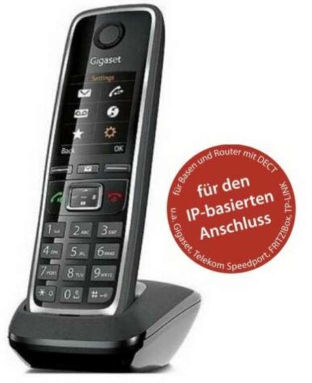 Gigaset C530 HX Universal-Mobilteil für FRITZ!Box (schnurlos) für 29,99€inkl. Versand (statt 40€)