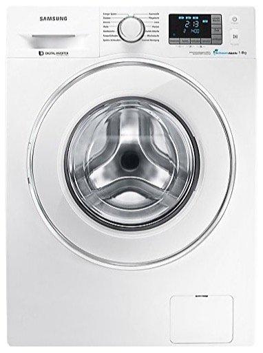 Samsung WF82F5E5P4W/EG Waschmaschine (8kg, 1.400U/Min, A+++) für 399€