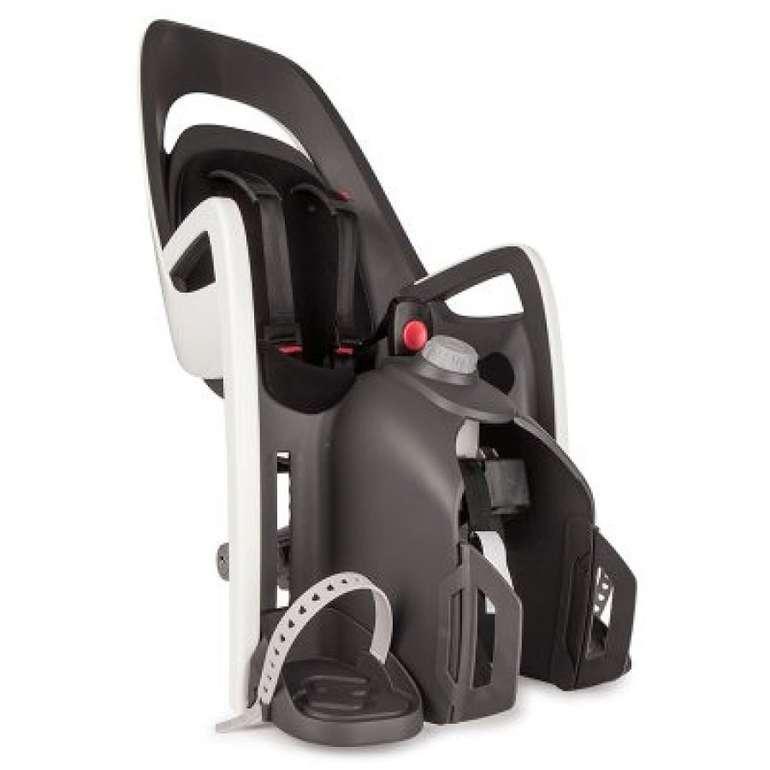 Hamax Fahrradsitz Caress mit Gepäckträgeradapter in 2 Farben ab 83,99€ inkl. Versand (statt 99€)