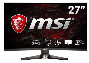 """MSI Optix MAG27CQ-7015 WQHD Monitor Curved 27"""" für 305,46€ (statt 354,95€)"""