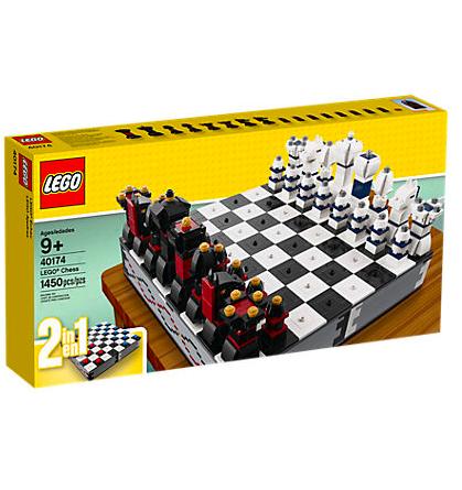 Lego Iconic – Schachspiel (40174) für 54,99€ inkl. Versand (statt 69€)
