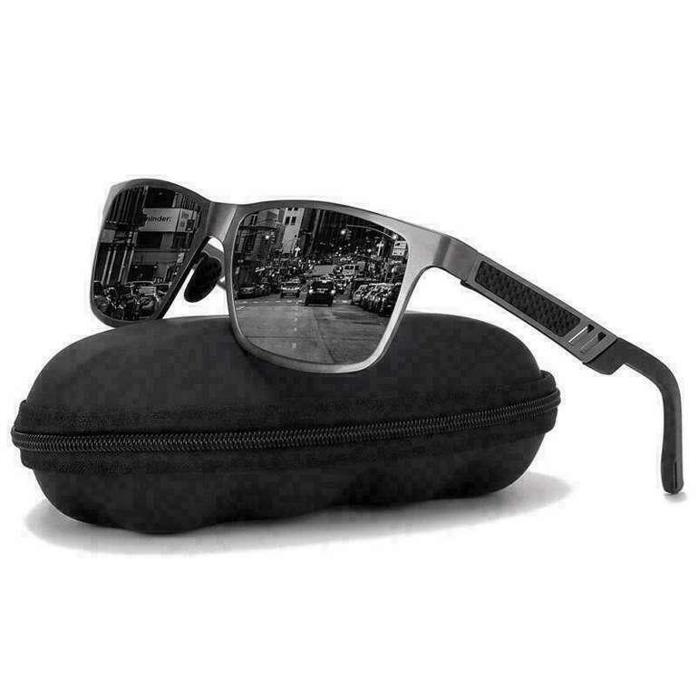 Lanon polarisierte Herren Sonnenbrillen ab 5,99€ inkl. Versand (statt 10€)