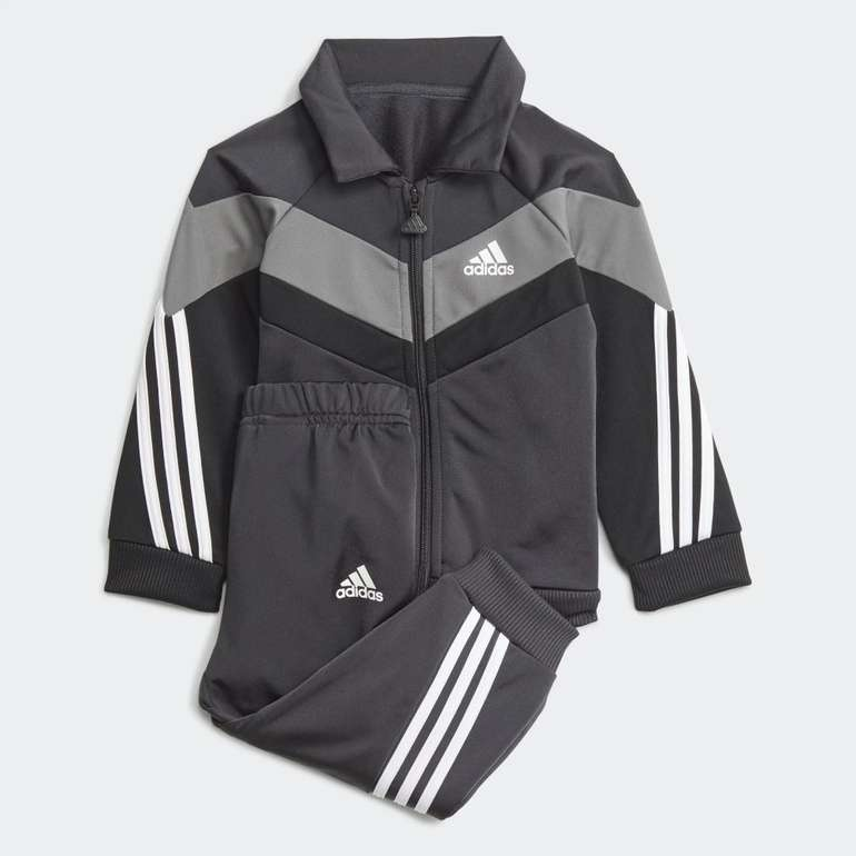 Adidas Kids Future Icons Shiny Trainingsanzug in 3 Farben für je 24,50€ (statt 32€) - Creators Club