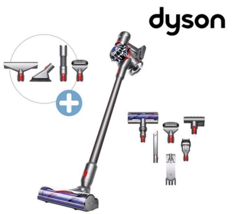 Dyson V7 Animal Extra Akku-Staubsauger + umfangreiches Toolkit für 258,90€ inkl. Versand (statt 370€)