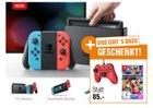 Nintendo Switch + Mario Kart 8 Deluxe + Wired Controller für 299€ (statt 365€)