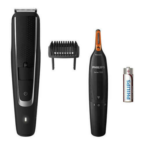 Philips BT5503/85 Bart- und Nasentrimmer für 39,90€ (statt 50€)