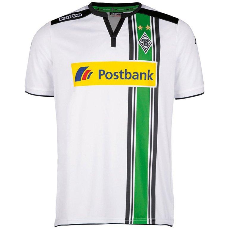 Borussia Mönchengladbach Kappa Trikots für Herren und Kinder nur 19,99€
