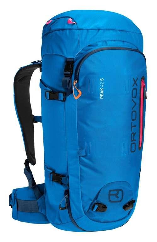 Ortovox Peak 42 S in safety blue für 125,32€ inkl. Versand (statt 167€)