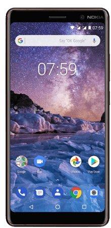 Nokia 7 Plus Dual-SIM Smartphone mit 64GB Speicher für 205,90€ inkl. Versand