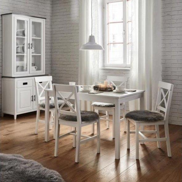 """Bessagi Home 5-teilige Tischgruppe """"Amira"""" für 111,30€ inkl. Versand (statt 159€)"""
