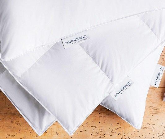 Böhmerwald Decken & Kissen im Sale, z.B. Daunen-Bettdecke für nur 135,99€