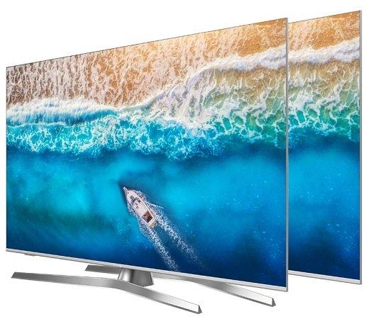"""2 x Hisense H65U7B - 65"""" UHD 4K Smart TV für 1.099€ (statt 1.660€)"""