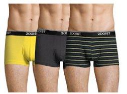 2XIST2 Herren Unterwäsche, Shirts & mehr im Angebot z.B. 3er Pack Boxer 17,99€