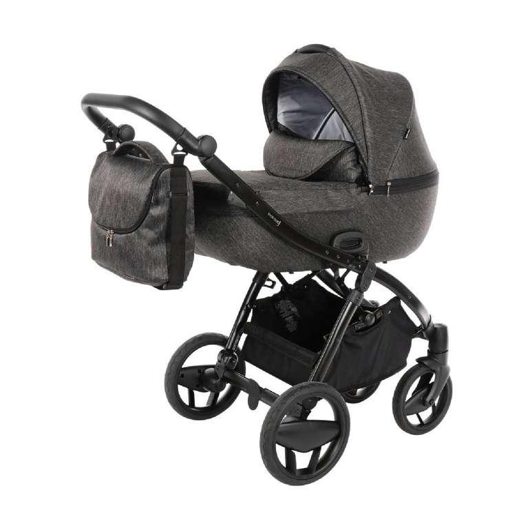 Knorr-Baby Kombikinderwagen Piquetto Uni für 278,99€ inkl. Versand (statt 444€)