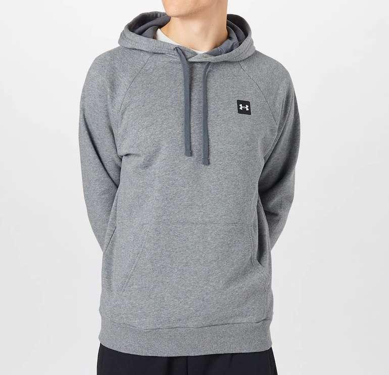 """Under Armour Sportsweatshirt """"Rival"""" in Grau für 24,95€ inkl. Versand (statt 31€)"""