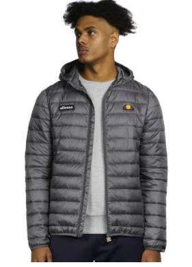 "ellesse Herren Steppjacke mit Kapuze ""Lombardy Padded Jacket"" für 49,74€ inkl. Versand (statt 62€)"