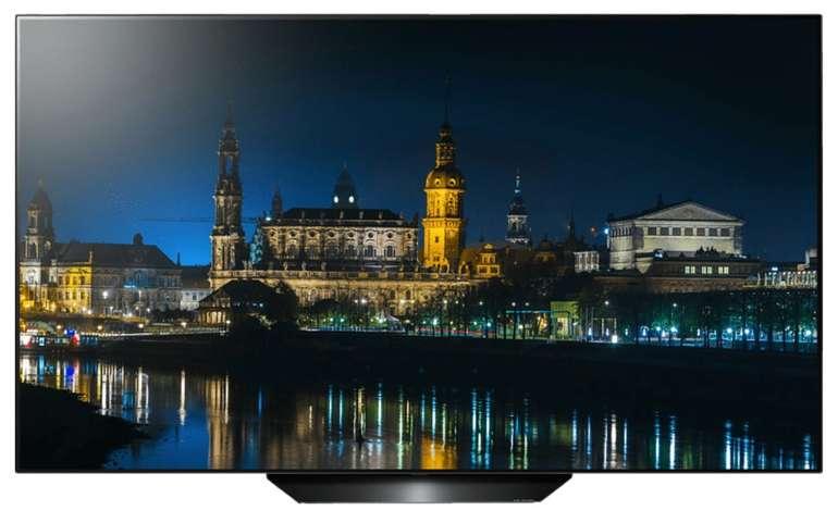 """LG OLED65B97LA - 65"""" 4K Ultra-HD OLED Smart-TV ab 1.699€  (statt 1.878€)"""