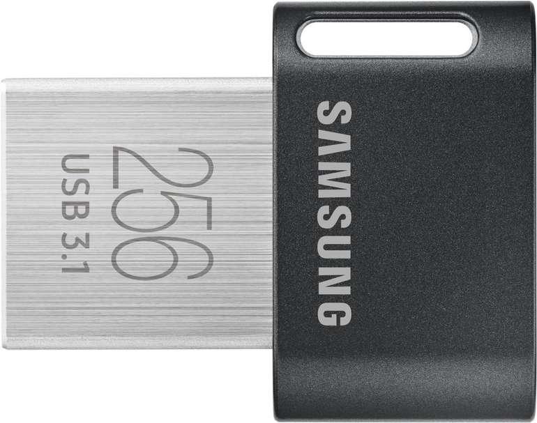 Samsung Fit Plus USB 3.0 (2020) mit 256GB für 29€ inkl. Versand (statt 39€)