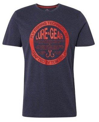 Tom Tailor Herren T-Shirt in 3 Varianten für 6,97€ (statt 14€)
