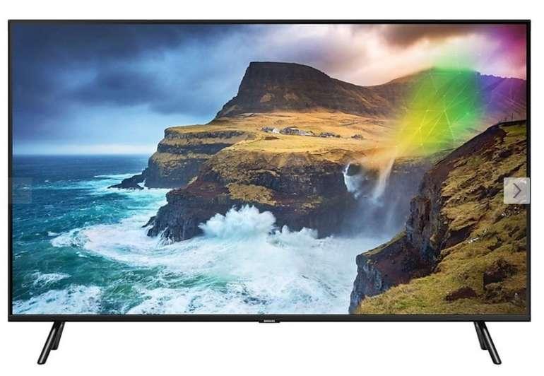 Samsung GQ49Q70RGTXZG - 49 Zoll QLED Smart TV für 599€ inkl. Versand (statt 719€) + 50€ Cashback