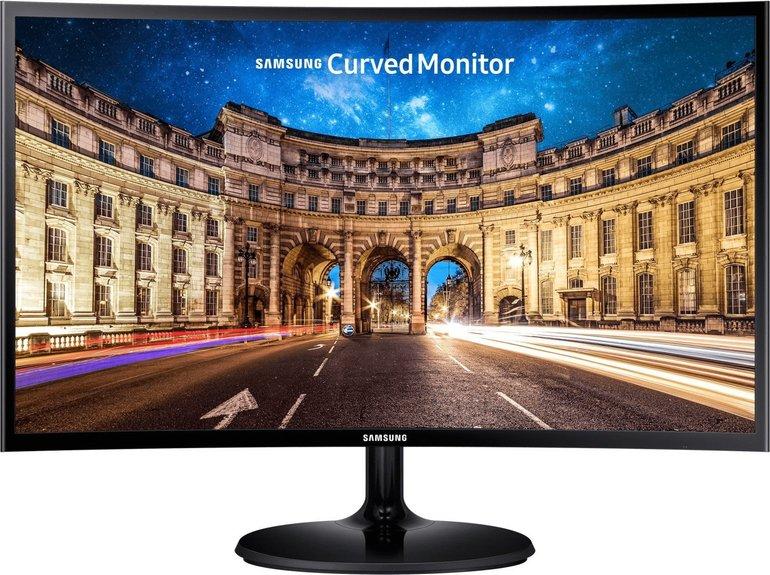 Media Markt Mega-Marken-Sparen: z.B. Samsung 23,5 Zoll Curved Monitor für 111€