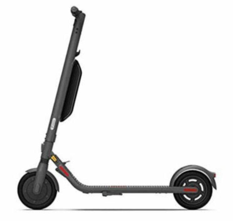 Segway Ninebot E45D E-Scooter (20 km/h, 300 Watt, bis 45 km, mit Straßenzulassung gemäß StVZO) für 549€