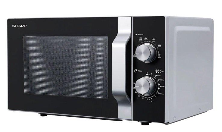 Sharp R204SA Mikrowelle für 49,99€ inkl. Versand (statt 55€)
