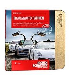 Jochen Schweizer Erlebnissgutscheine -30% - Erlebnissbox Traumauto für 109,99€