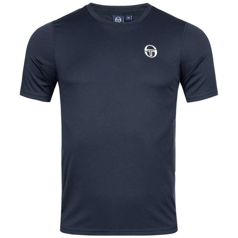 Sergio Tacchini Zitan Herren T-Shirt für 6,17€ inkl. Versand (statt 18€) - Größe S und M!