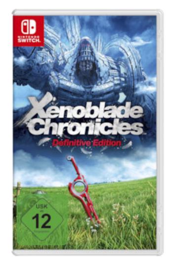 Xenoblade Chronicles: Definitive Edition (Switch) für 42,86€ inkl. Versand (statt 49€)
