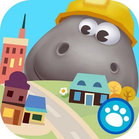Dr. Panda Hoopa City für Android/iOS kostenlos (statt 3,49€)