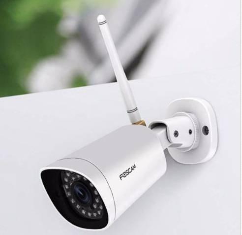 Foscam FI9902P - Full-HD 2MP WLAN IP Kamera + Nachtsicht für 69€