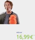 Klarmobil Allnet-Flat (Vodafone) + 6GB Daten für 16,99€ mtl. + 50€ Amazon
