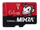 MIXZA - 64GB TOHAOLL SDXC Micro SD Karte Monkey Year Limited für 12,62€