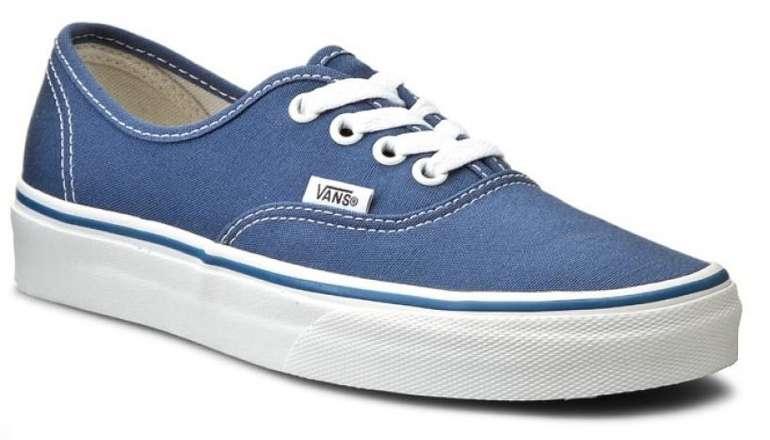 Vans Authentic (VN-0 EE3NVY) Unisex Sneaker in Navy für 35€ inkl. Versand (statt 45€)