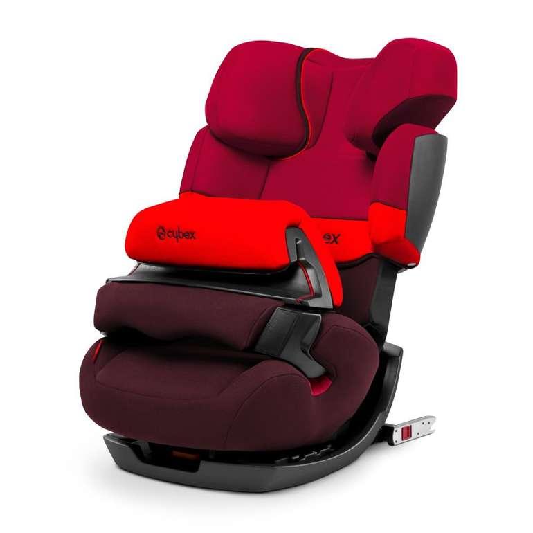 Cybex Kindersitz Pallas-Fix in Rumba Red für 138,67€ inkl. Versand (statt 170€)