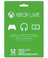 12 Monate Xbox Live Gold + The Amazing Spider-Man 2 Rise of Electro für 35,99€