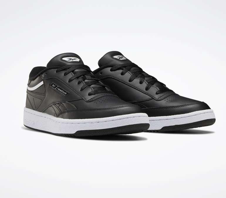 Reebok Classics Club C Revenge Herren Sneaker in Schwarz für 49,40€ (statt 62€)