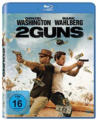2 Guns (Blu-ray) für 3,81€ inkl. Versand (statt 10€)