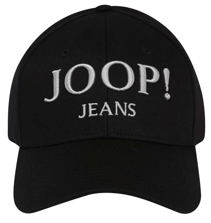 "JOOP! Jeans Herren Cap ""Markos"" in Schwarz für 20,93€ inkl. Versand (statt 30€)"