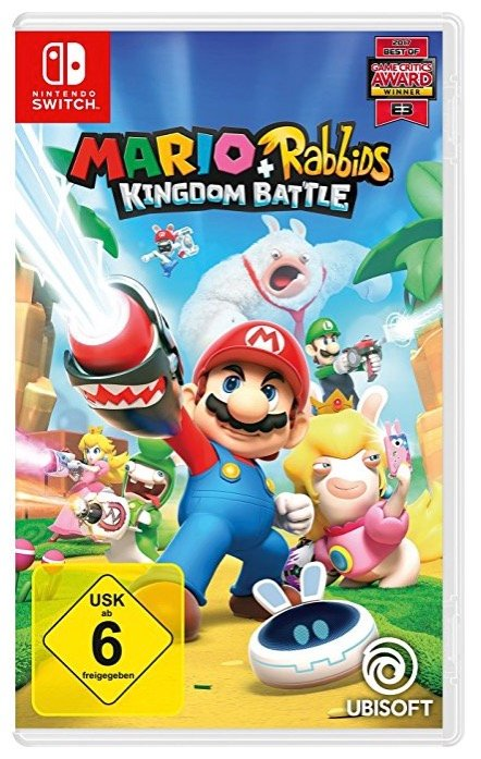 Mario & Rabbids Kingdom Battle (Switch) für 15€ inkl. VSK (statt 24€) - Paydirekt!