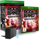 Rock Band 4 für die Xbox One mit Adapter für 14,96€ (Offline)