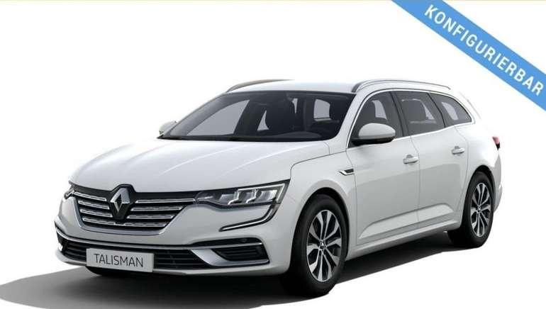 Privatleasing: Renault Talisman Grandtour Zen mit 159 PS für 144,08€ mtl. (LF. 0,40, Überführung: 790,01€)