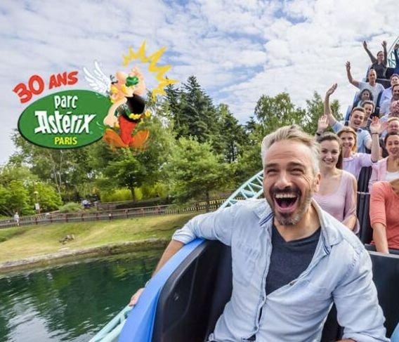 Plailly, Frankreich: Ab 1 Nacht im Park Hotel + Tickets für den Parc Astérix & Frühstück ab 89€ p.P.