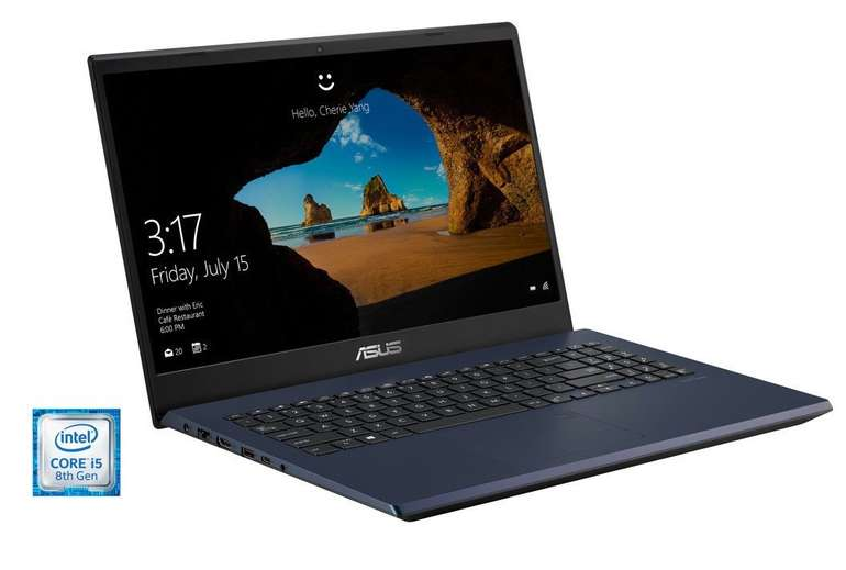 "Asus F571GD-BQ456 Notebook (15.6"" Full HD, Intel i5, 8GB RAM) für 505,99€"