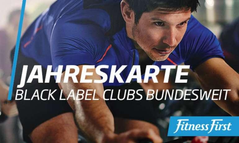Fitness First: Verschiedene Mitgliedschaften schon ab 120€