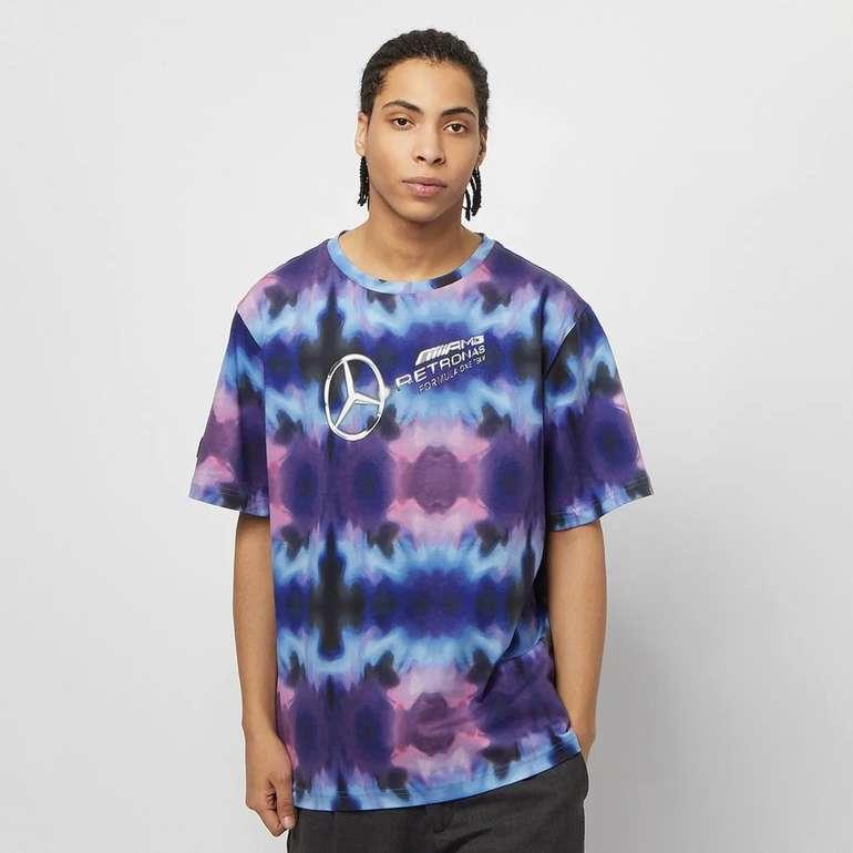 Puma MAPF1 Street Graphic T-Shirt in 2 Farben für je 21,49€ (statt 35€)